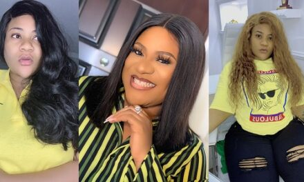 """""""Don't assume you are in a relationship with a guy that never asked you out"""" – Actress Nkechi Blessing"""