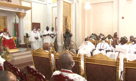 I Am Not Against Any Candidate, I Stand With Edo People – Oba Of Benin