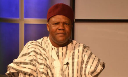 Mailafia changed his statement – DSS claims