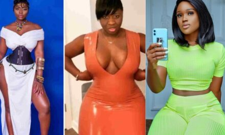 Stay there and win in peace – Princess Shyngle replies Cee-C over plastic surgery statement