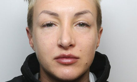 Prison guard is jailed for three years for smuggling cocaine and cannabis into jail in her underwear
