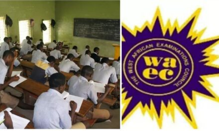 7 Students Writing WAEC Have Tested Positive To COVID-19