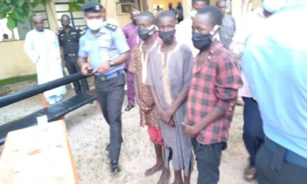 3 teenage boys arrested for allegedly gang-raping and drowning a 13-year-old girl in Katsina