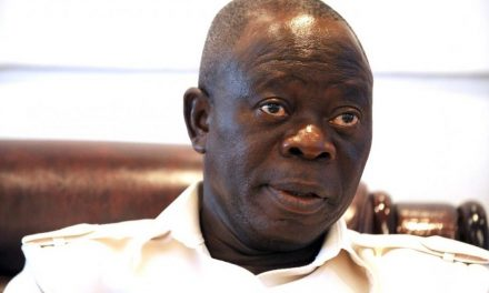 Oshiomhole Breaks Silence On Obaseki's Victory At The Polls