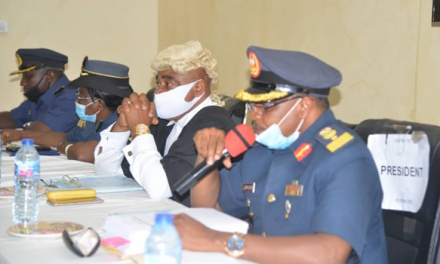 Nigerian Air Force officer bags 21 years imprisonment over fraud