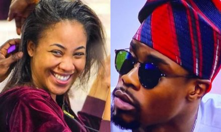 BBNaija: Erica once bathed naked with Brighto and I – Neo