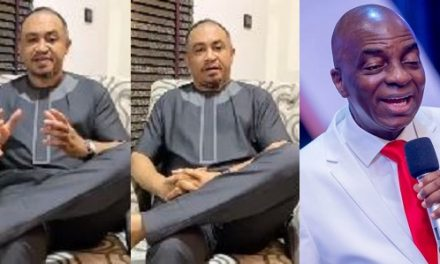 Daddy Freeze Tenders Apology To Bishop David Oyedepo