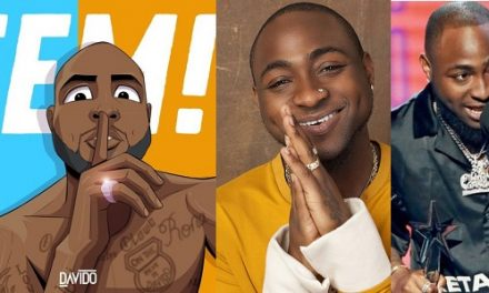 """Davido's single """"FEM"""" Hits Over A Million Views Within 9 Hours On Youtube"""