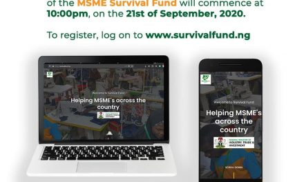 FG opened online portal for small business owners in Nigeria to access N75billion survival fund