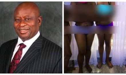 Let God punish me if I touched any of the girls or was involved in their stripping – Olorogun Kenneth Gbagi