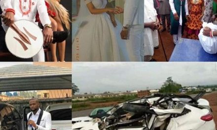Groom dies in a car accident, three days after tying the knot in Delta