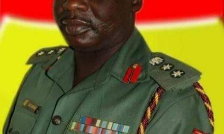 Nigerian Army colonel, DC Bako, dies after Boko Haram ambush in Borno