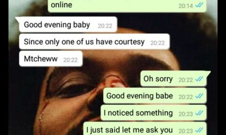 Your money belongs to me – Lady says to her boyfriend who complained she withdrew N60k from his account without permission