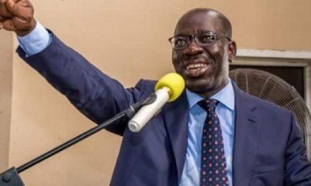 EdoDecides2020: Obaseki wins re-election as Edo governor