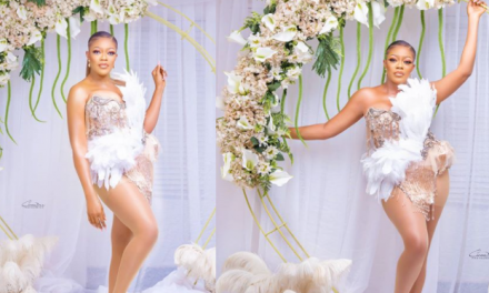 Actress, Eve Esin releases lovely photos to celebrate her 34th birthday