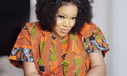 Toyin Abraham Calls Out Abike Dabiri For Blocking Her On Twitter After She Called For The Release of Arrested Protesters