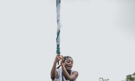 Lady mourns tearfully and refused to fly the Nigerian flag, after losing three brothers to SARS