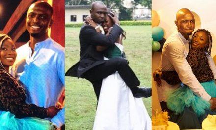 Media personality IK Osakioduwa and his wife celebrates 12th wedding anniversary