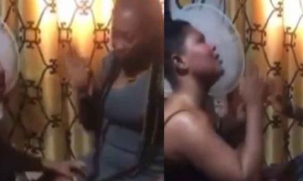 Heartbroken lesbian begs partner not to leave her for a man