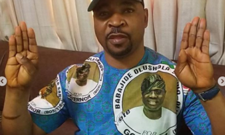 oment Lagos #EndSARS protesters reject food, drinks sent by MC Oluomo