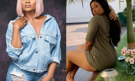 Actress Uche Ogbodo calls colleague Inem Peter, a lesbian, over comment of 'women being much happier without men'
