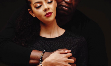 Daughter or a billionnaire and her husband, Adama Indimi and husband Prince Malik Ado-Ibrahim, a lovely couple photo