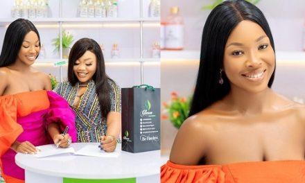 BBNaija's Vee Finally Bags Endorsement Deal with Skincare Brand