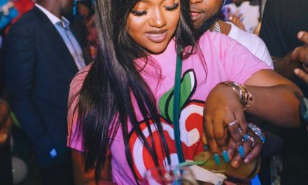 """""""You're such an amazing everything"""" – Davido's fiancee, Chioma celebrates him on his 28th birthday"""