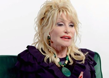Dolly Parton at 75, says she doesn't want to get old