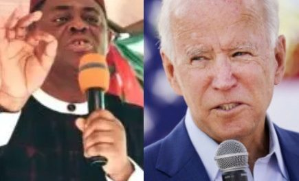 """""""Joe Biden's dreams shall be dashed, his """"victory"""" annulled & his celebrations shortlived""""- FFK says"""