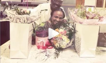Florence Ajimobi celebrates 40th wedding anniversary with her late husband Abiola Ajimobi