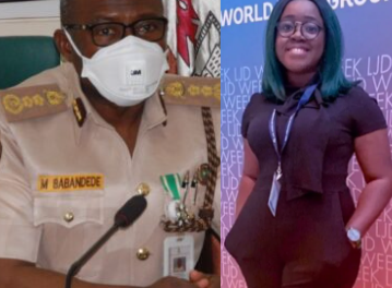 Immigration gives reason why End SARS frontliner, Modupe Odele's passport was seized