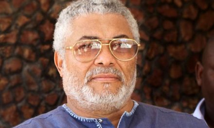 Ex-Ghanaian president, Jerry Rawlings, dies from COVID-19