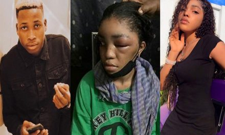 Lil Frosh said he will kill me and I'll die for nothing, and Davido will get him out of it – Singer's ex-Girlfriend, Gift alleges
