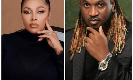 """""""At the age of almost 50, you still think you can be manipulative""""- Paul Okoye calls out Lola Okoye over her post calling on him and his brother to settle"""