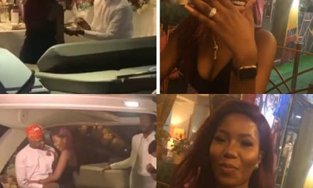Media personality, Debola WIlliams, gets engaged