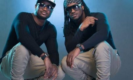 Nigerian lady suggests PSquare boys should be locked inside the same room until they settle their differences