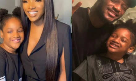 Tuface and Annie Idibia's second daughter, Olivia undergoes successful surgery