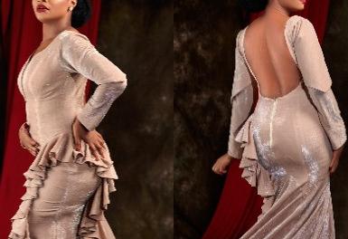 Northern filmmakers suspends actress Rahama Sadau over her backless dress photos