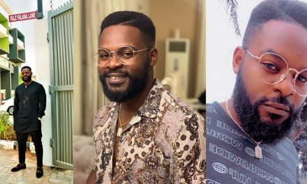 Musician Falz, gets a street in Lagos named after him