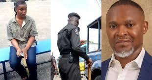 Usifo Ataga: Chidinma's Father Arrested, Lecturers, Classmates Shocked
