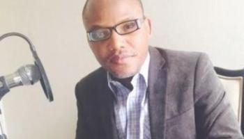 FG arrests IPOB leader, Nnamdi Kanu