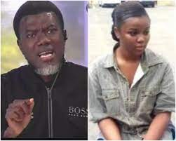 """""""Chidinma is a victim of bad parenting"""". We are now in a society of 'no car key, no chase me', Renoo Omokri reflects on Chidinma's murder case, throws jabs at girls with """"big gods"""""""