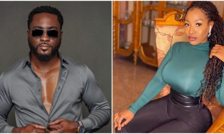 """Bbnaija S6: """"I just want to know how it feels to love again""""Jackie B opens up to Pere"""