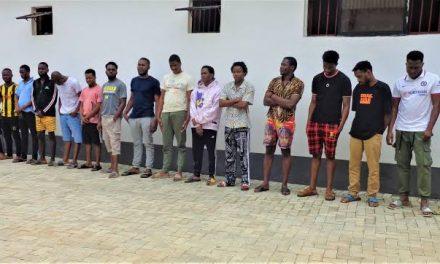 Effc nabs 55 suspected fraudsters in Enugu and Ebonyi