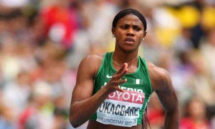 Tokyo 2020: Okagbere, Nwokocha qualify for semis