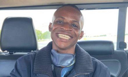 First class Mathematics graduate who resorted to cassava farming finally relocates to US