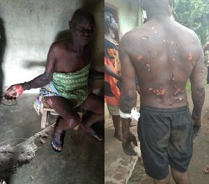 Governor Ayade sacks aide accused of lynching Witches and Wizards (Graphic image)