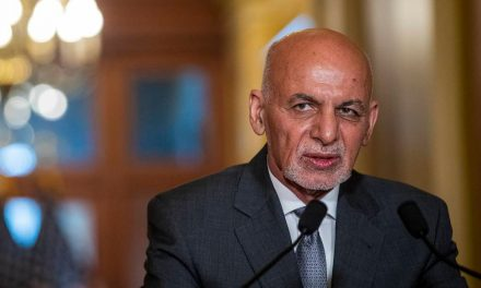 Ousted Afghanistan President arrives UAE with family and multi-million dollar loot