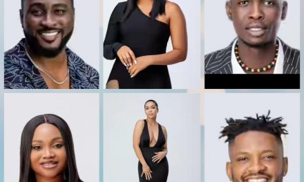 BBNaija: Pere, Queen,Jmk,Cross, Sammie and Maria up for eviction.